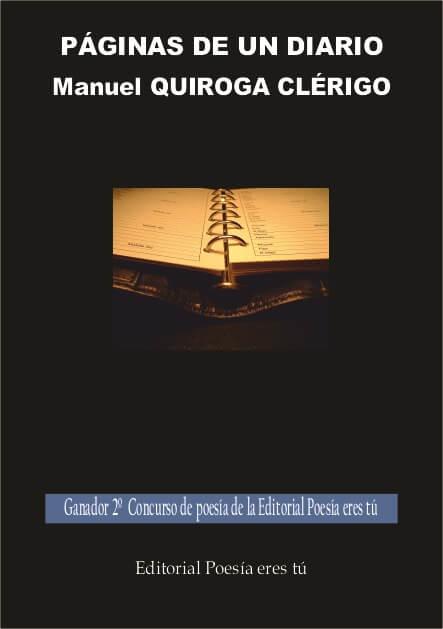 PÁGINAS DE UN DIARIO - Manuel QUIROGA CLERIGO