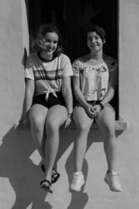 MÓNICA GALINDO Y SARA MARÍN